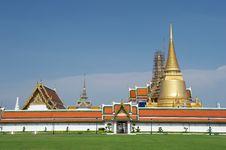 Free Grand Palace Bangkok Thailand. Stock Photos - 13716783