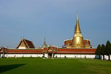 Grand Palace Bangkok Thailand. Stock Images