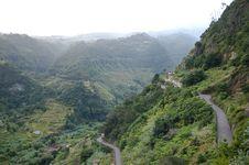Free Madeira Landscape Stock Photos - 13718943