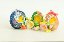 Free Happy Easter Royalty Free Stock Photo - 13719175