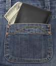 Free Pocket Money. Royalty Free Stock Photos - 13721748