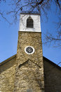 Free Old Stone Church Steeple Royalty Free Stock Images - 13724209