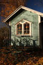 Free Old Wooden House Stock Images - 13725544