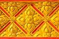 Free Native Thai Style Molding Art Royalty Free Stock Photos - 13726618