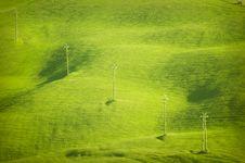 Free Tuscanian Landscape Stock Images - 13720494