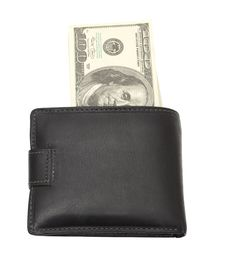 Free Leather Wallet Stock Photos - 13720963
