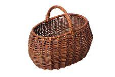 Free Empty Basket Stock Photography - 13721232