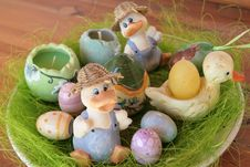 Free Easter Decoration Royalty Free Stock Photos - 13721988