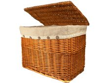 Free Laundry Basket Stock Images - 13722214