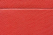 Free Fawn Red Leather. Stock Photography - 13723822