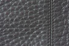 Free Fawn Leather Black. Royalty Free Stock Images - 13723889