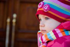 Free Beautiful Child Stock Photography - 13724422