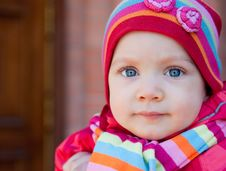 Free Beautiful Child Stock Photos - 13724493
