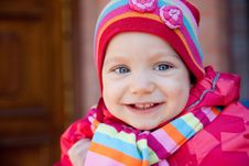 Free Beautiful Child Stock Images - 13724524