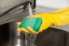 Free Cleaning Royalty Free Stock Photos - 13725168