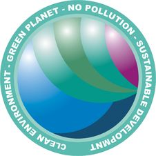 Free Green Planet Sign Stock Photos - 13725503