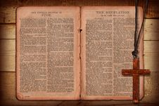 Free Bible Collage Royalty Free Stock Image - 13726016