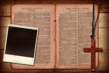 Free Bible Collage Royalty Free Stock Photography - 13726087