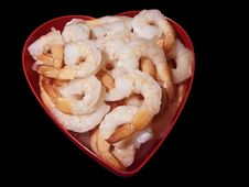 Free Love That Shrimp! Royalty Free Stock Photography - 13726097