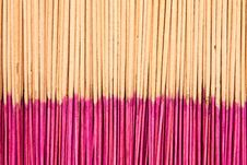 Free Joss Sticks Stock Photography - 13726382