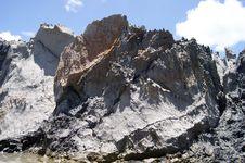 Free Mountain Landscapes Of State Of Saravak. Borneo. Royalty Free Stock Image - 13726446
