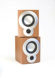 Free Audiosystem Royalty Free Stock Image - 13727056