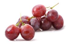 Free Red Grapes Stock Images - 13727614
