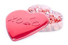 Free Valentine S Day Setup. Royalty Free Stock Photo - 13727625