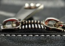 Free Two Zippers Royalty Free Stock Image - 13728166