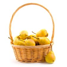 Free Ripe Pears Stock Images - 13729224