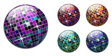 Free Disco Ball Royalty Free Stock Photography - 13729847