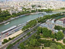 Free Paris View Royalty Free Stock Image - 13729906