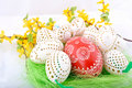 Free Czech Easter Eggs Stock Images - 13734504