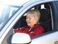 Free Woman Driving Stock Photo - 13738700
