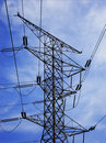 Free High Voltage Column Stock Images - 13739034