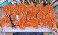 Free Sliced Fish Stock Photography - 13739222