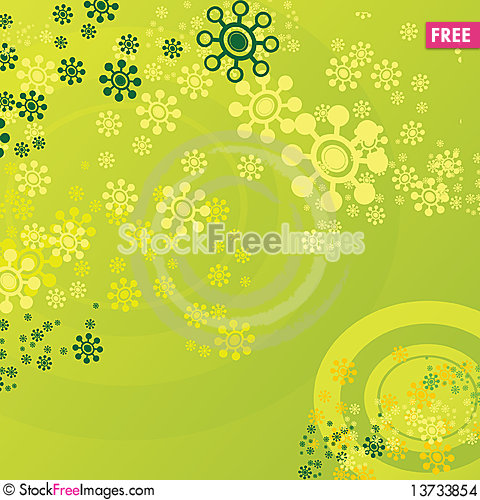 Free Wall-paper The Abstract Nature With Patterns Stock Images - 13733854