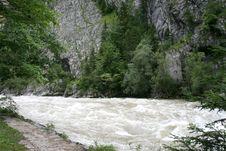 Free River In Mountains In Austria Stock Photos - 13730673