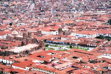 Free City Of Cuzco Stock Photo - 13731430