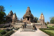Vamana Temple Brahma Temple Javari Temple