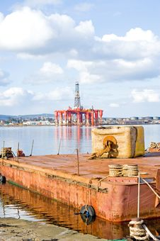 Free Image Of Invergordon From The Cromarty Side. Stock Photos - 13732983