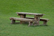 Free Wooden Bench Stock Photos - 13733143