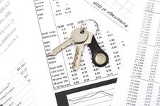Home Expenses Royalty Free Stock Photos