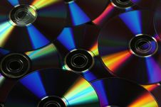 Free Cd Background Stock Photos - 13734223
