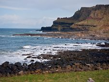 Free Giant S Causeway Royalty Free Stock Images - 13734389