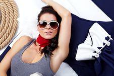 Free Pin-up Woman Royalty Free Stock Photos - 13734468