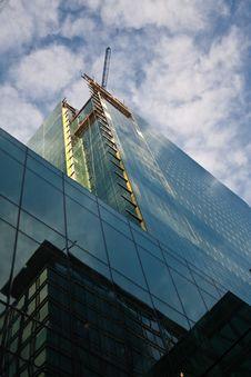 Free Construction Crane Stock Photos - 13734503