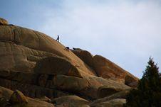 Free Rock Climber Stock Photos - 13734743