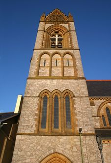 St John S Church, Torquay Stock Photo