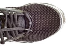 Men S Sports Shoes Stock Photography